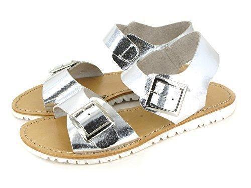 Oferta: 39.95€ Dto: -70%. Comprar Ofertas de Gioseppo Karina - Sandalias De Vestir para mujer, plata, talla 37 barato. ¡Mira las ofertas!