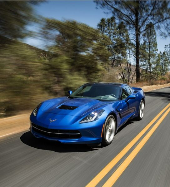 The Goegeous 2014 Chevy Corvette Stingray: @MotorAuthority Best Car To Buy 2014 Nominee. Does it get your vote?