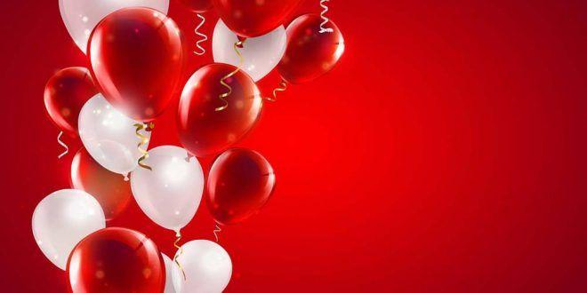 أجمل صور بالونات العيد والمناسبات السعيدة بجودة عالية Png للتصميم صور بالونات للعيد مجموعة صور بالونات بأشكال وألوا Eid Balloons Balloons Beautiful Pictures