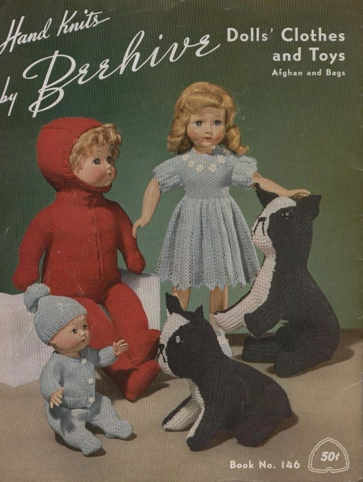 Patons Knitting Patterns For Dolls Clothes : 17 Best images about Effner and Other Fashion Dolls Rubys ...
