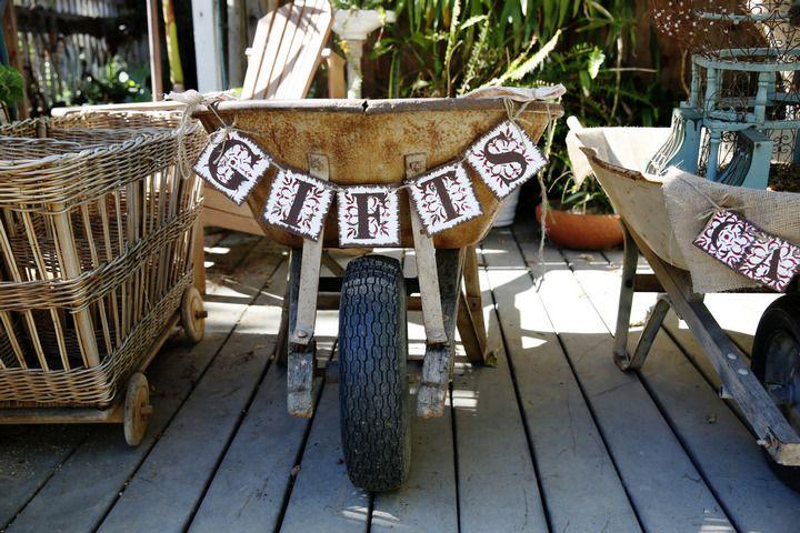 Josh and Mayna's Fun, Homespun, Backyard Wedding By Funny Face Photography