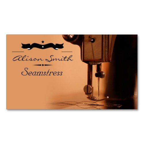 17 best sewing business cards images on pinterest lipsense seamstress business card reheart Images