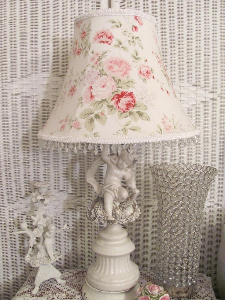68 best 9 some of my lampshades ebay wwwshabbyshades images shabby rose cottage wildflower lampshade sold order one via my ebay store via aloadofball Image collections