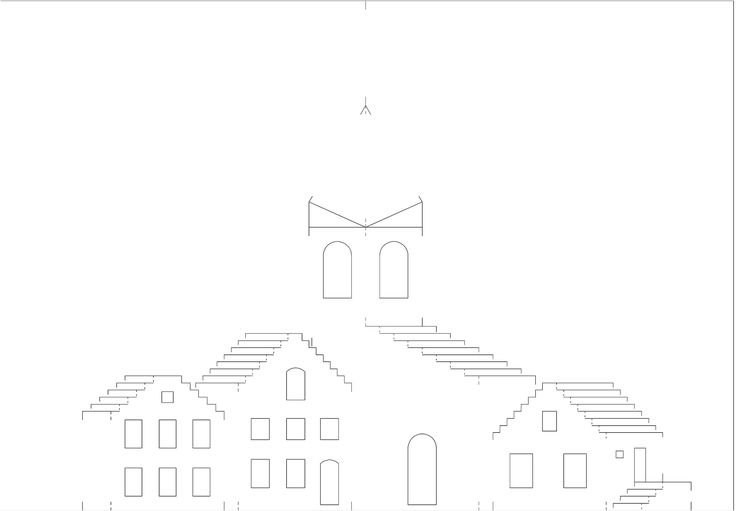 Киригами схемы архимтектуры