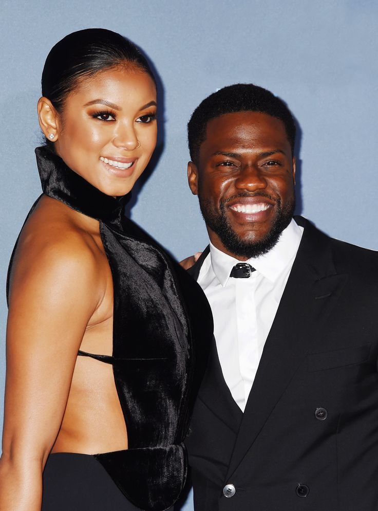 Kevin Hart's Wife Eniko Parrish Shares Cute Pregnancy Photos http://r29.co/2tsD8zX
