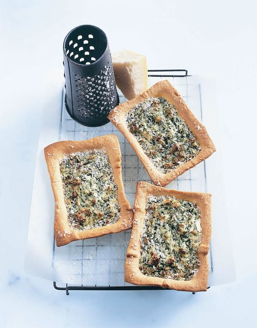 Donna Hay.spinach pies