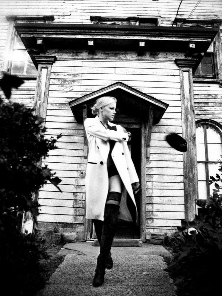 Amber Heard: Vs Magazine F/W '11