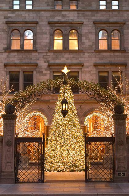 NYC at Christmas .