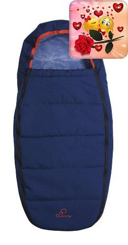 #babygear The #Quinny Buzz Footmuff is a snug-fitting insulated sleeping bag that fits into the seat of the Quinny Buzz stroller. Naturally, it coordinates perfe...