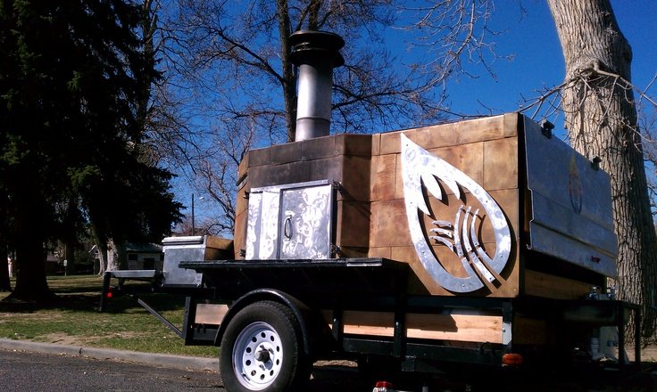 Horseshoe Summer Featured Vendor Basic Kneads Pizza #woodfired #foodtruck #denver