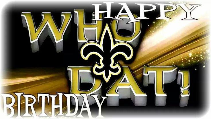 New Orleans Birthday Cake Happy Birthday