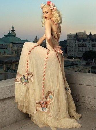 Alexander McQueen x Gwen Stefani