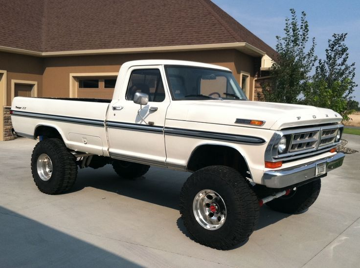 Old Ford Trucks For Sale