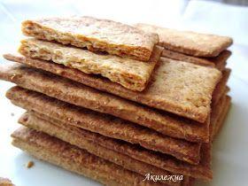 На днях пекла вот такие замечательные хлебцы.Не смотрите на их непривлекательный внешний вид а бегите на кухню и срочно пеките такую ...
