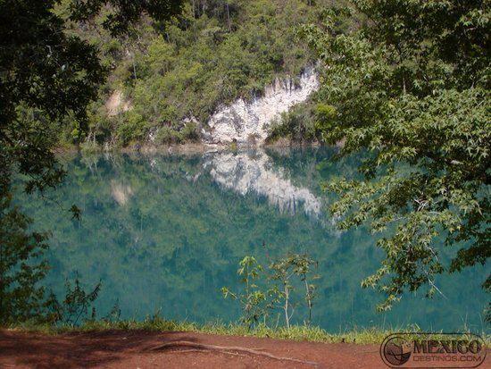 Lagos de Montebello Cascadas El Chiflon | Tours y actividades Chiapas https://link.crwd.fr/TqT