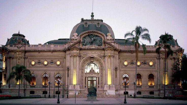 Resultado de imagen para museo bellas artes
