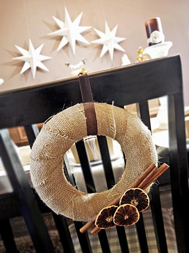 Holiday Party Ideas: An Elegant Table With Handmade Details : Decorating : Home & Garden Television