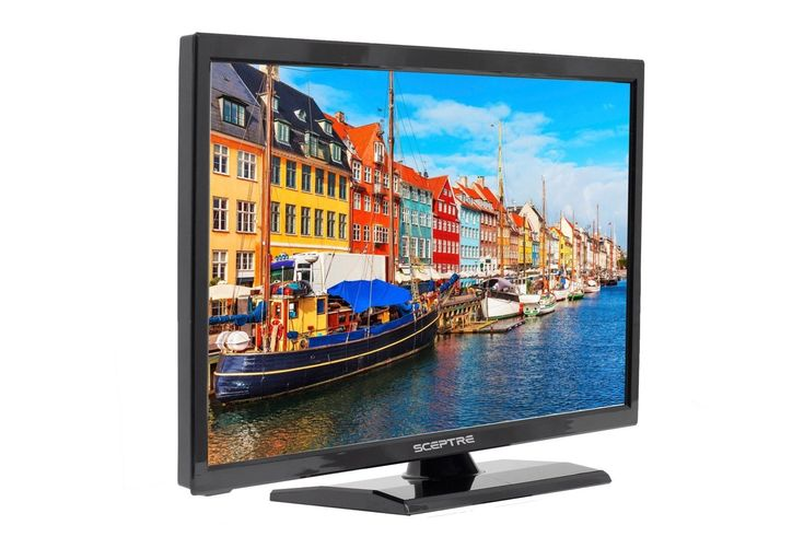 "US-Deals TV ""Sceptre 19"""" Class HD (720P) LED TV Television Hdtv Flat Screen New: $74.99 End Date: Tuesday Apr-3-2018 18:02:24…%#USDeals%"