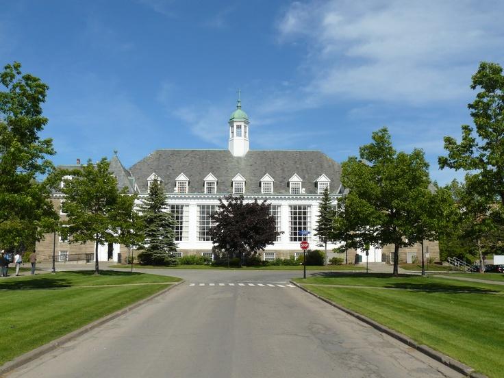 St. Francis Xavier University - Antigonish, Nova Scotia