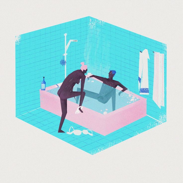 THE ELEGANCE OF THE BATHER on Behance