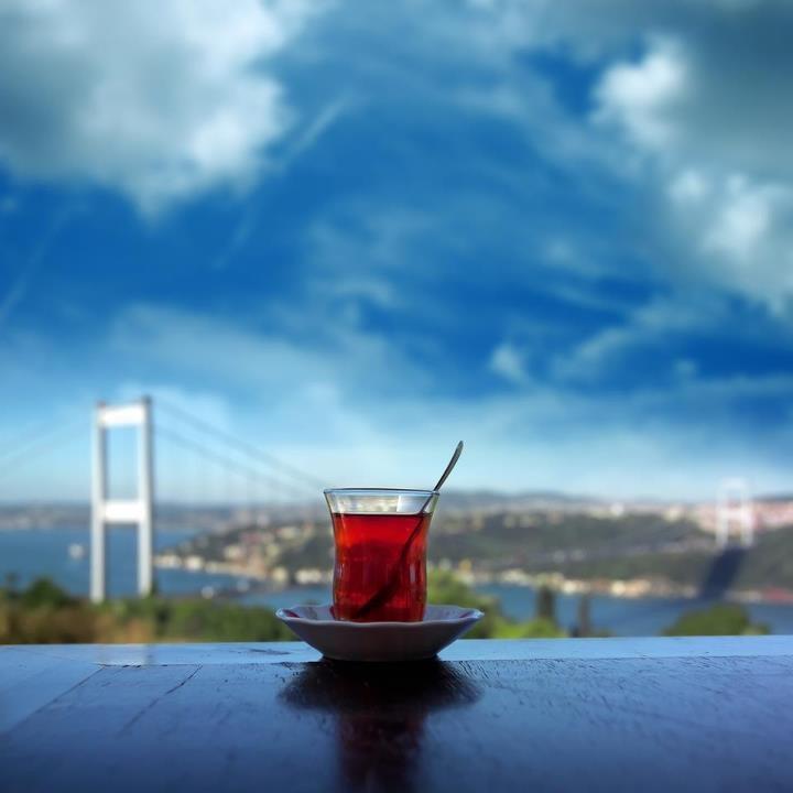 Turkish Tea, Bosphorus