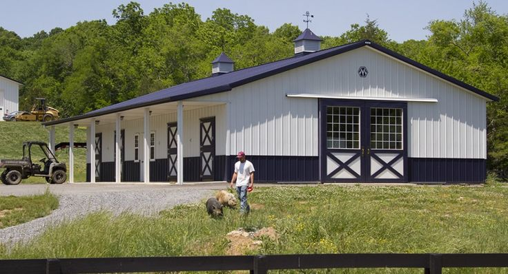 395 Best Equestrian Horse Barns Images On Pinterest
