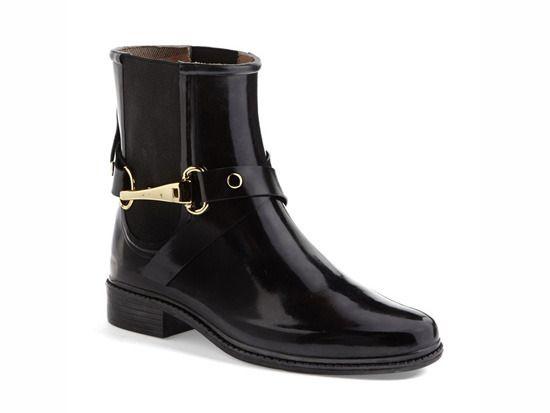Burberry Ackmar rain boot