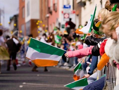 La festa di San Patrizio, patrono d'Irlanda
