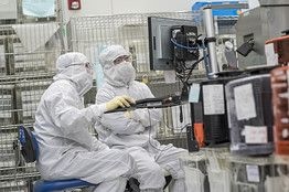 Semiconductor Gear: Still Some Chips to Play -- A big shift in flash memory production will drive further gains for Lam Research and Applied Materials