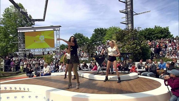 Jam & Spoon  - Right In The Night (ZDF Fernsehgarten - ZDF HD Live 2013 ...