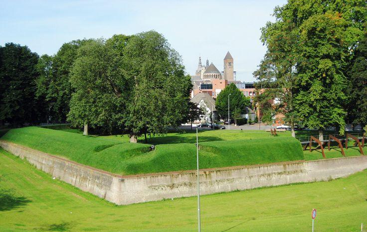 Bastion Sint Anthonie werd in 1618 gebouwd als onderdeel van de Bossche vesting.