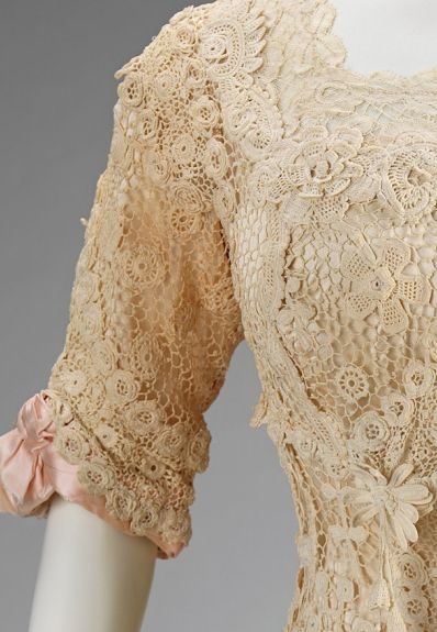 Irish lace (1) From: My Picot, please visit
