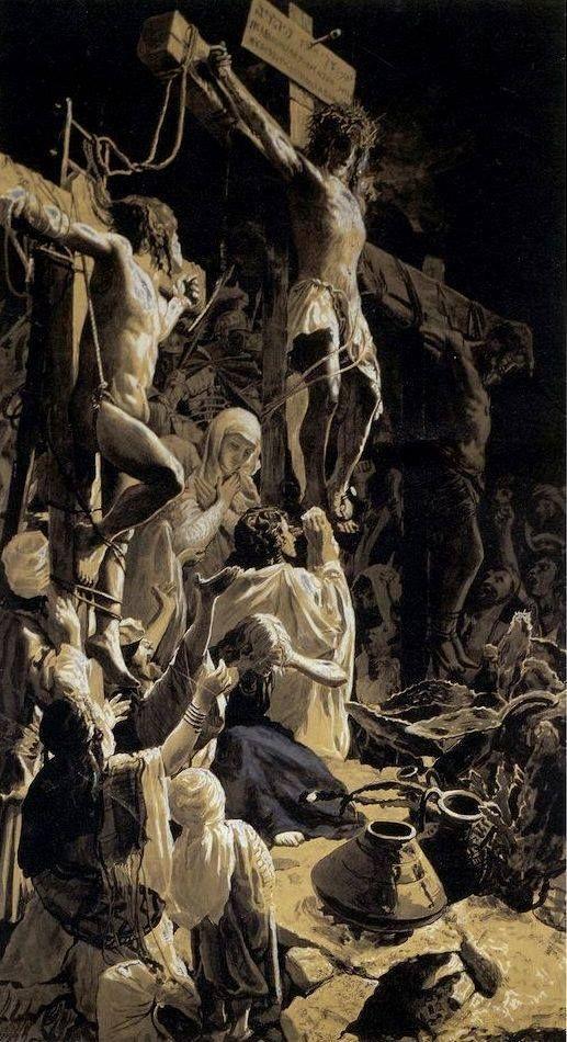 Titulus Crucis este o relicvă expusă din 1492 în Bazilica Sfintei Cruci din Ierusalem de la Roma. Ea constă dintr-o piesă mică din lemn (păstrată într-o raclă de argint) care, în conformitate cu credinţa catolică, ar fi o bucată din semnul plasat deasupra capului lui Iisus atunci când a fost răstignit.  Potrivit tradiţiei Bisericii,...