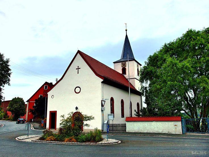 Burghaslach-Gleissenberg, Evan.Luth. Pfarrkirche St. Jakobus (Neustadt a/d Aisch-Bad Windsheim) BY DE