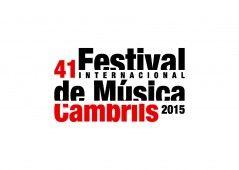 41è Festival Internacional de Música de Cambrils 2015