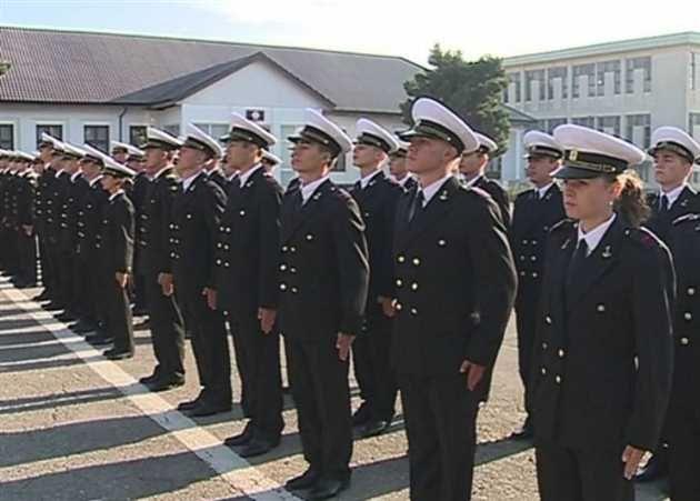 70 de studenti si elevi din anul I, viitori ofiteri si maistri militari ai Fortelor Navale Române, vor depune jurământul militar
