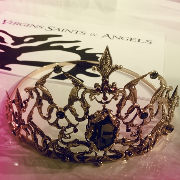 www.vsadesigns.com The Evil Queen Crown from the Once Upon ...