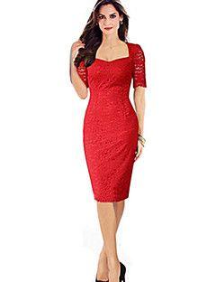 De morefeel vrouwen kanten jurk