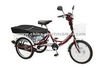 We are a large-scale enterprise specializing in R&D,manufacture and sales of electric bicycles and tricycles.
