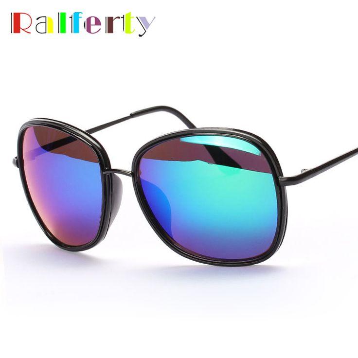 $5.02 (Buy here: https://alitems.com/g/1e8d114494ebda23ff8b16525dc3e8/?i=5&ulp=https%3A%2F%2Fwww.aliexpress.com%2Fitem%2FSunglasses%2F32419405154.html ) New Brand Design Women Sunglasses 2015 Oversized Oval Woman Reflective Mirror Sunglass oculos de sol feminino Espelhado 1816 for just $5.02