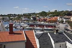 Grimstad, Southern Norway  Photo: Hanne Feyling, Visit Sørlandet