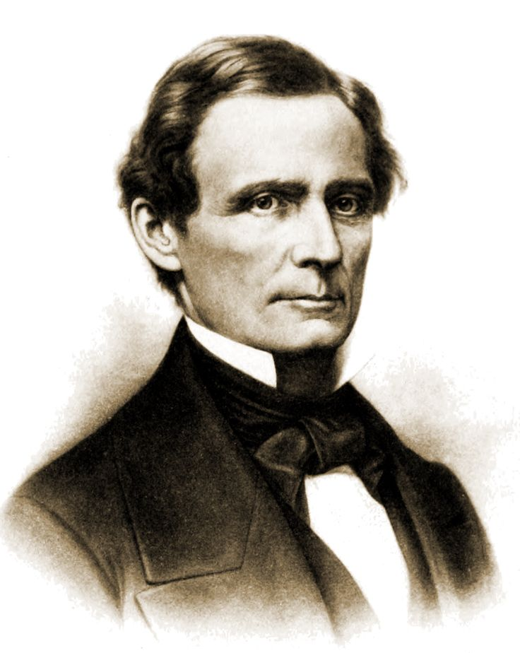 jefferson davis man of the year Jefferson davis was born in christian county, kentucky, on june 3, 1808 after a distinguished military career, davis served as a us senator and as secretary of war under franklin pierce before.