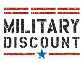 + Military Discounts for Businesses show appreciation for active service members and veterans through exclusive military discounts.