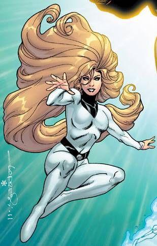 The League of Super Heroines Character Bible: League Of Super Vixens