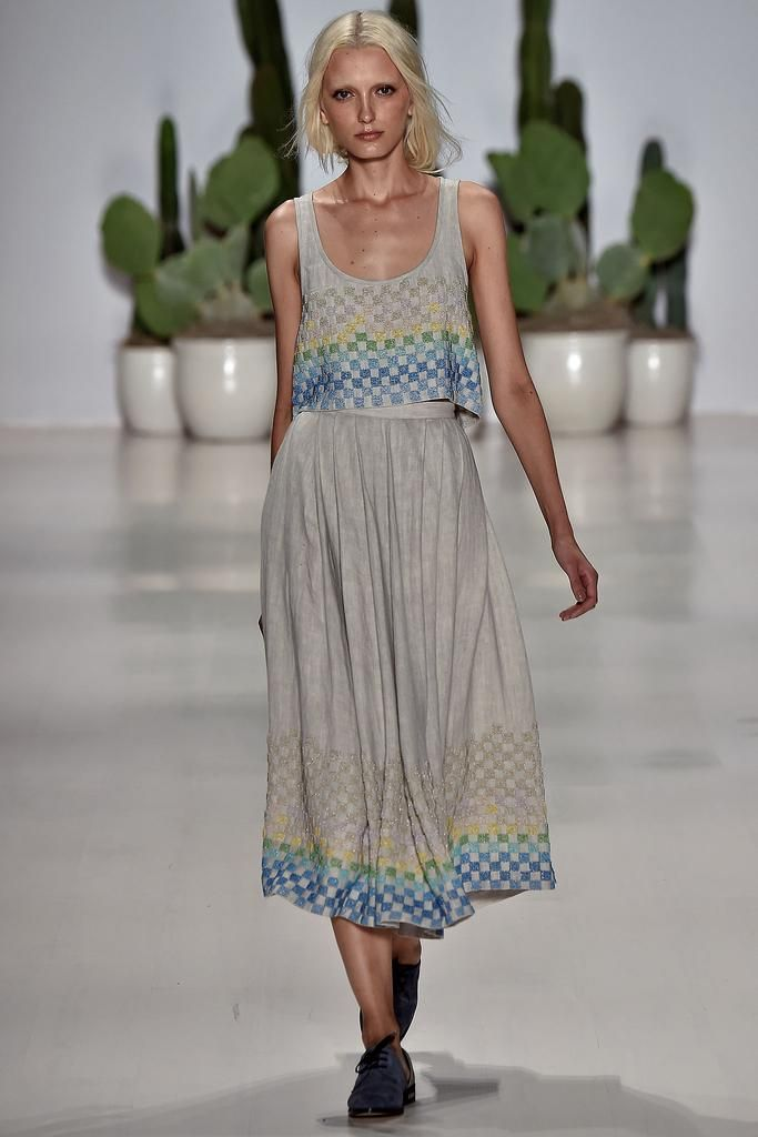 Mara Hoffman Spring 2015 Ready-to-Wear