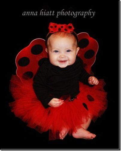 M s de 25 ideas fant sticas sobre disfraz de mariquita en - Disfraz de mariquita bebe ...