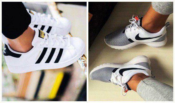 19 Προσφορές για γυναικεία sneakers (Nikes, NB, Adidas) | ediva.gr