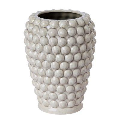 Dekoration i hylla? Vas Dotty, 15,5x22,5 cm, Creme - Heminredning - Hemtextil - Hemtex