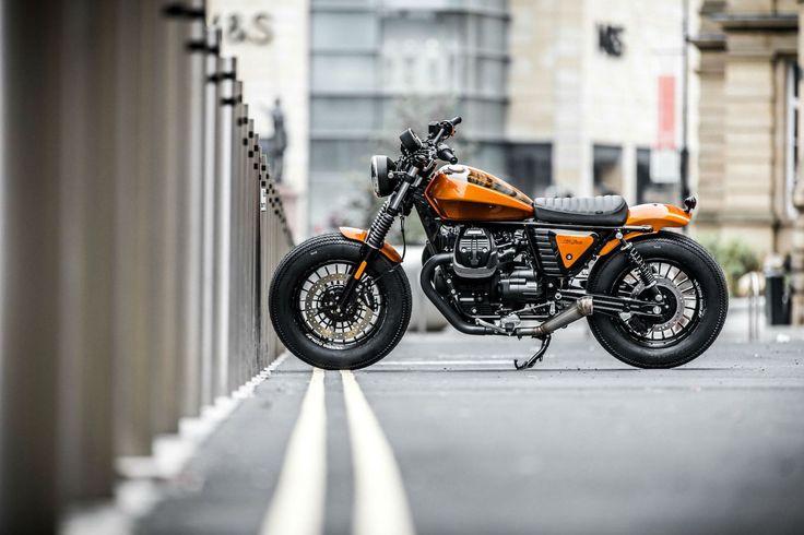 Moto Guzzi V9 Bobber Custom ( Order Yours Now ) | eBay