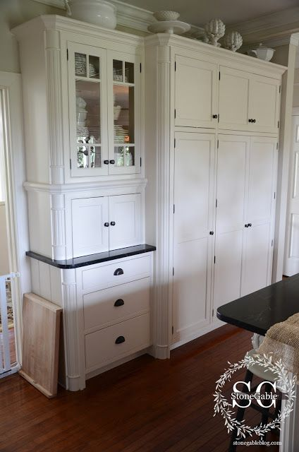 The 25 Best Wall Pantry Ideas On Pinterest Pantry Cabinets Built In Pantry And Pantry Design